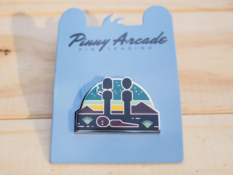 Thimbleweed Park Pin